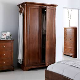 country Bedroom تنفيذ CROWN FRENCH FURNITURE