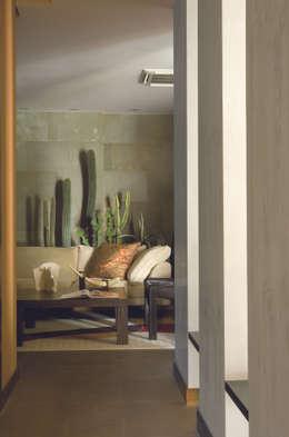 modern Living room by PDV studio di progettazione