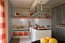 modern Kitchen by PDV studio di progettazione