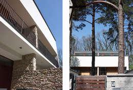 moderne Huizen door MK-ARCHITEKCI