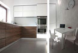 moderne Keuken door MK-ARCHITEKCI