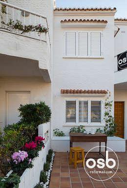 Casas de estilo mediterraneo por osb reformas