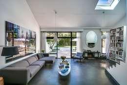 Photo immobilière: Salon de style de style Moderne par Meero