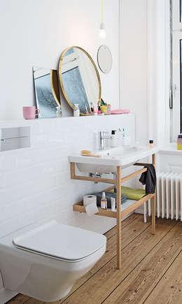 modern Bathroom by Duravit España