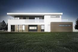 Дома в . Автор – modero architekci