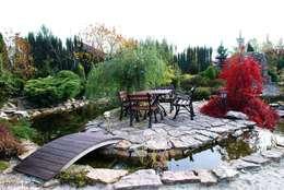 Centrum ogrodnicze Ogrody ResGal: klasik tarz tarz Bahçe