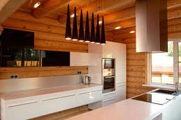 Обложка: Кухни в . Автор – студия архитектуры и дизайна 'Риц'