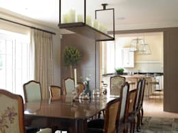 Concept Interior Design & Decoration Ltd의  다이닝 룸