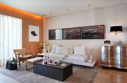 Habitaciones de estilo moderno por BC Arquitetos