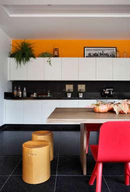 مطبخ تنفيذ BC Arquitetos