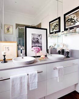 Bathroom by The Interiorlist