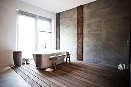 Projekty,  Łazienka zaprojektowane przez raphaeldesign