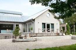 Casas de estilo escandinavo por raphaeldesign