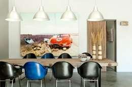 scandinavian Dining room by raphaeldesign
