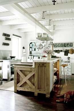 Projekty,  Kuchnia zaprojektowane przez raphaeldesign