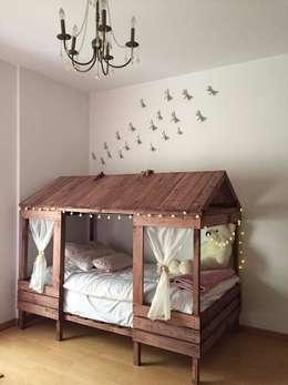 Camara Casa para niños: Habitaciones infantiles de estilo  por Biogibson