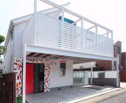 ユミラ建築設計室의  주택