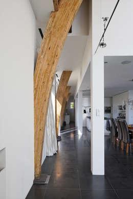 Кухни в . Автор – Ruud Visser Architecten
