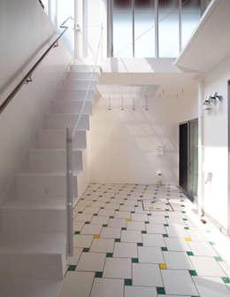 ユミラ建築設計室의  베란다