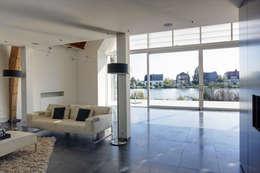 modern Dining room by Ruud Visser Architecten