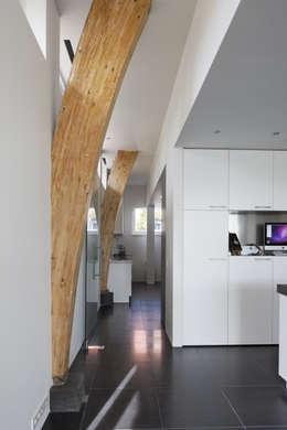 modern Kitchen by Ruud Visser Architecten