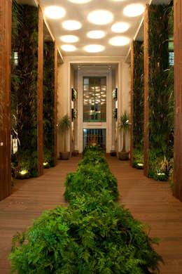 de estilo  por Quadro Vivo Urban Garden Roof & Vertical