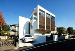 房子 by TERAJIMA ARCHITECTS