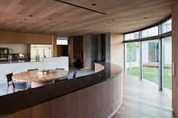 餐廳 by 依田英和建築設計舎