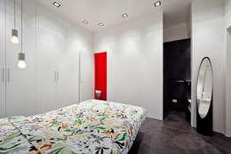 Ванные комнаты в . Автор – 23bassi studio di architettura
