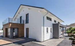massa haus GmbH의  주택