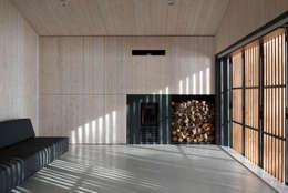 Гостиная в . Автор – FAM Architekti