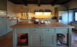 Cuisine de style de style Rustique par Porte del Passato
