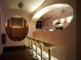 Bar:  Geschäftsräume & Stores von CARLO Berlin - Architektur & Interior Design