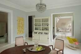 Столовые комнаты в . Автор – CARLO Berlin - Architektur & Interior Design