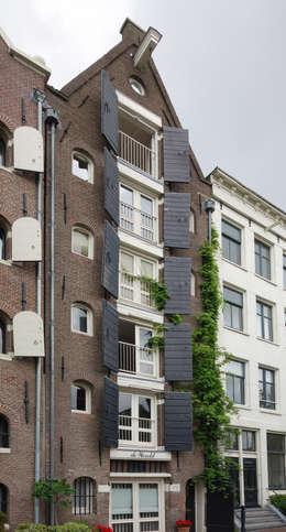 Loft Amsterdam: klasieke Huizen door De Ontwerpdivisie