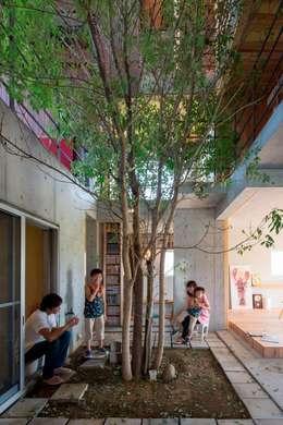 4+1HOUSE  (2013): 一級建築士事務所ヨネダ設計舎が手掛けた和室です。