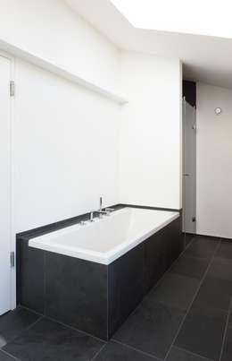 Projekty,  Łazienka zaprojektowane przez Haus Wieckin