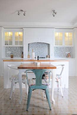 Sena Hayfavi – Mutfak: klasik tarz tarz Mutfak