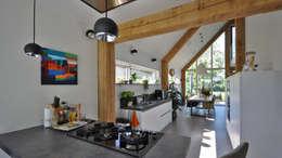Cozinha  por Bongers Architecten