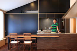 オリジナルダイニングキッチン: MA設計室が手掛けたキッチンです。