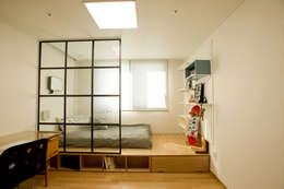 homify의  침실