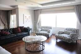 Sena Hayfavi – Salon: modern tarz Oturma Odası