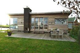 บ้านและที่อยู่อาศัย by Vos | Hoffer | vdHaar architecten