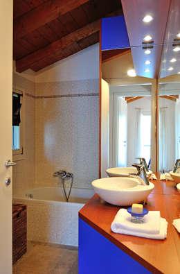 Ванные комнаты в . Автор – Valtorta srl
