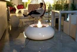 Salon de style de style Moderne par Urban Icon