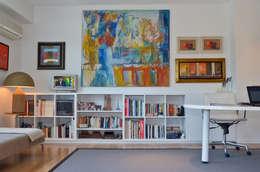 Murs de style  par GUTMAN+LEHRER ARQUITECTAS