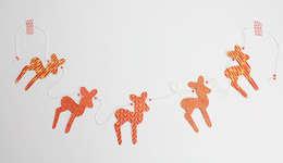 Slinger hertjes Jansje design: moderne Kinderkamer door De wereld van Jansje