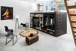 Living Cube Furniture의  거실