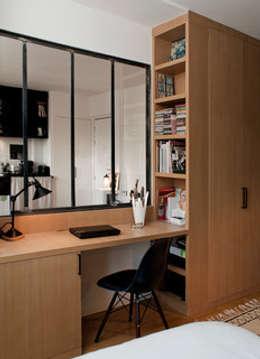 STEPHAN BIDOUX: modern tarz Çalışma Odası