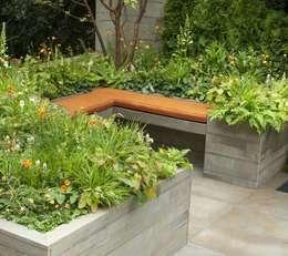 RHS Chelsea 2012 - Artisan Garden: mediterranean Garden by Ruth Willmott
